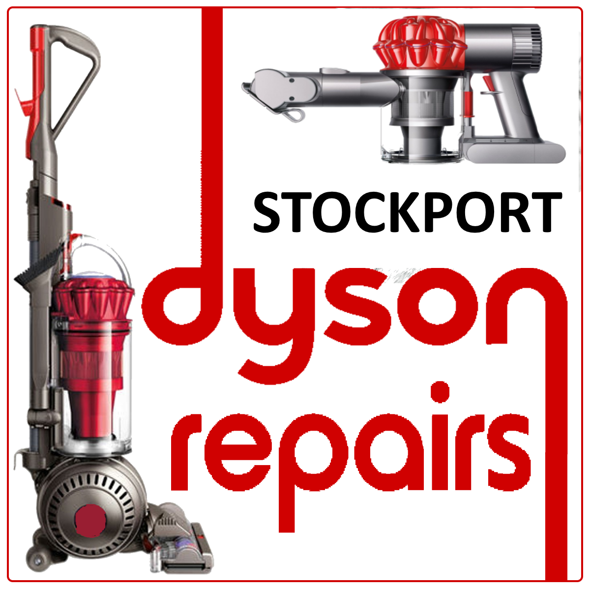 dyson repair Stockport main image