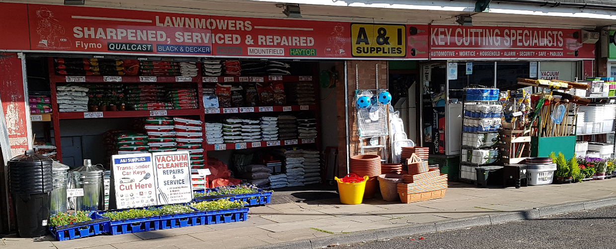 Image of A&I Supplies Shop frount